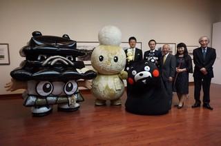 熊本オープニング、ひごまる、くまモン、ぽぽたん.jpg
